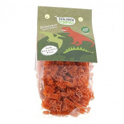 Little Pasta Organics | Red Lentil Dinosaur Pasta | 2 x 250g