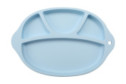BrilliantDay Waterproof Silicone Placemat Baby Table Mat Diner Mat Pad for Kids Baby Feeding Mat #2