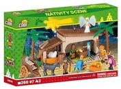 Cobi 28025 - Nativity Scene - 260 Blocks
