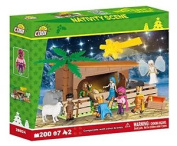 Cobi 28024 - Nativity Scene - 200 Blocks