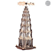 Damasu Bs_pyg7dn Christmas Pyramid Kit For Self-assembly 7-tier [ German ]