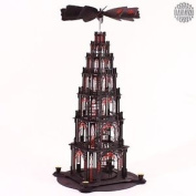 Damasu Bs_pyg6srt Christmas Pyramid Kit For Self-assembly 6-tier [ German ]