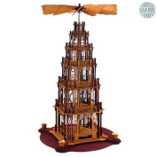 Damasu Bs_pyg5rh Christmas Pyramid Kit For Self-assembly 5-tier [ German ]