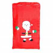 2 X Giant Christmas Santa Sack Stocking Xmas Sack Presents Bag Decorations