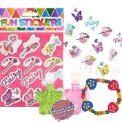 Girls Xmas Gifts Ideas Kids Party Bag Christmas Stocking Fillers