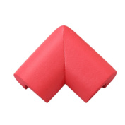 DAYNECETY Baby Safety Edge Corner Guards Protector Desk Table Rubber Foam Cushion Pad Furniture Corner Guard 4 Pcs