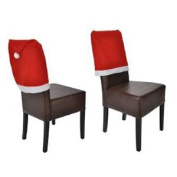 Christmas Christmas Chair Seat Cover Chair Cover