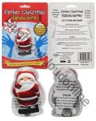 Penguin/santa Hand Warmer, Christmas Stocking Filler, Secret Santa, Reusable
