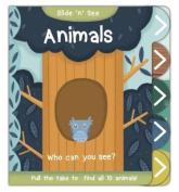 Slide 'n' See Animals