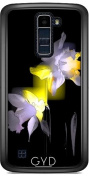 Case for LG K8 2017 - Cubist Daffodils by LesImagesdeJon