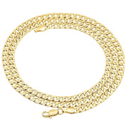 18 Carat/750 Curb Chain Yellow Gold - Width 4.40 mm - Choice of Length