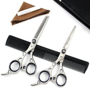 Blue Avocado Professional Hairdressing Scissors Set- 6.5""