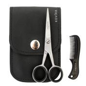 Professional Beard And Moustache Scissors Set-barber Hair Cutting Scissors Shears