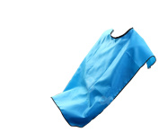 Hair Cut Cutting Hairdressing Gown Barbers Cape Cover For Child/kid Barber Salon