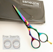 Hair Scissors, Hairdressing Scissors 5.5inch /14cm With A Presentation Case