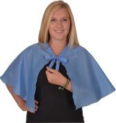Solida Dressing Cape Taffeta With Strap Light Blue Qty