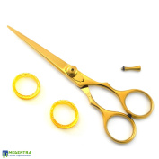 Hairdressing Shears Barber Salons Scissors Hair Cutting Sharp Razor Professional