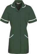 Premier Lady Formal Wear Hospitality Nurse Uniform Top Vitality Healthcare Tunic