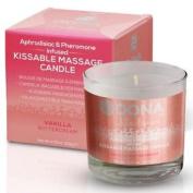 Dona Kissable Massage Candle - Vanilla Buttercream 135g