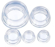 Silicone Cupping Therapy Set, Selenechen Professional Medical Vacuum Silicone