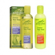 Australian Tea Tree Cleansing Shampoo And Nourishing Conditioner