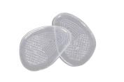 Ashford Health Gel Pain-reducing Plaquettes De Secours De L'avant-pied