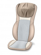 Beurer Mg295 Hd 3d Cream Shiatsu Neck And Back Massager