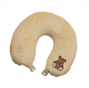 Homedics Nms-2tab Massage Snuggly Bear Neck Massager Massaging Cushion