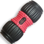 The Peanut Pro Foam Roller From #boom. New Unique Design Shaped Better For