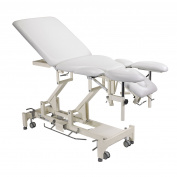 Addax Medical Massage Couch - 7 Sections White