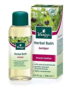 Kneipp Herbal Bath With Natural Essential Oils Juniper Muscle Soother 100ml