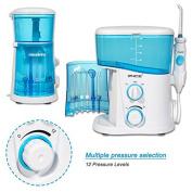 [uv Sanitiser Water Flosser] 2nice Oral Irrigator Dental Care Professional Powe