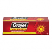 Orajel Extra Strength Dental Gel For Toothache 5.3g - Multi Quantity