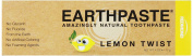 Earthpaste Lemon Twist 120ml (113 G) - Redmond Trading Company
