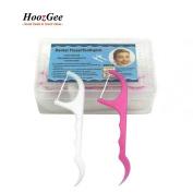30pc Hygienic Dentist Dental Floss Stick Teeth Flossing Flossers Tooth Picks New