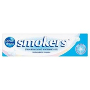 Pearl Drops Smokers Stain Removing Whitening Gel, 50ml