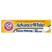 Arm & Hammer Advanced Whitening Toothpaste Tube 75ml