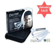 Men's Dental Hygiene Kit - Essential Dentist Tools For Maintaining Good Dental -
