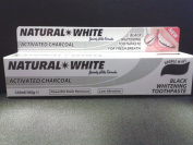 Beverly Hills Formula Natural White Charcoal Toothpaste Minty X Two