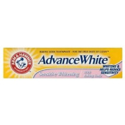 Arm & Hammer Advanced White Sensitive Toothpaste 75ml