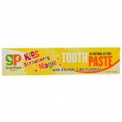 Kids Strawberry Magic Toothpaste, 60ml (57 G) - Greenpeach