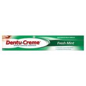 Dentu-creme Denture Cleansing Toothpaste Fresh Mint 75ml