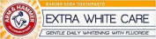 Arm & Hammer Toothpaste Brilliant Sparkle, Extra White, Fresh Breathe Gel - Of 2