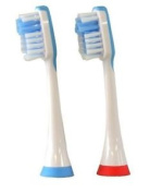 Ibp Sonic Plakaway Replacement Toothbrush Heads For B093 Toothbrush Only Colour
