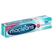 Macleans Toothpaste Ice Whitening X 3