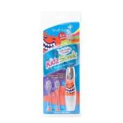 Brush-baby Kidzsonic Toothbrush 6+ Years Silver/orange/