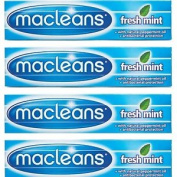 Macleans Toothpaste Freshmint 125ml Pack Of 4