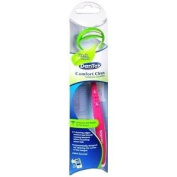 Dentek - Comfort Clean Tonque Cleaner - Fresh Mint - Pack Of 1 - Pink