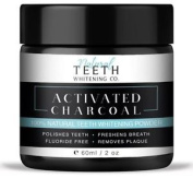 Natural Teeth Whitening Co - Activated Charcoal - 50g