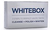 Whitebox Professional Advanced Teeth Whitening Strips Made By Uk Based